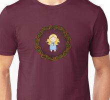 Girl In The Brambles Unisex T-Shirt