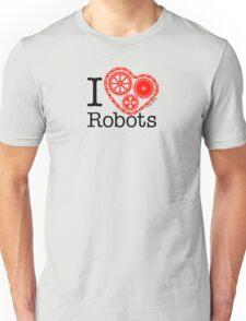 I Cog Robots v1.0 Unisex T-Shirt