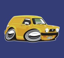 Reliant Kitten van yellow T-Shirt