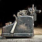Machine  by Michiel de Lange