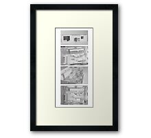 Athletarum Framed Print