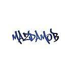 Blue MazdaMob by kandikittin