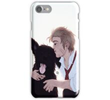 Animagus iPhone Case/Skin