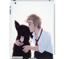 Animagus iPad Case/Skin