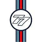Bottas 77 by Tom Clancy