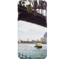 Sydney Harbour, NSW, Australia iPhone Case/Skin