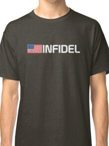 Vintage American Infidel Classic T-Shirt