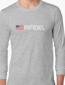 Vintage American Infidel Long Sleeve T-Shirt