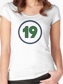 Massa 19 Women's Fitted Scoop T-Shirt