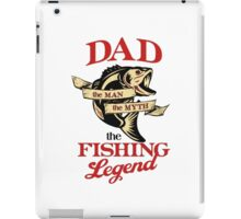 Fisherman iPad Case/Skin