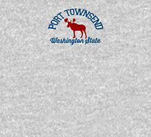 Port Townsend - Washington State. Womens Fitted T-Shirt
