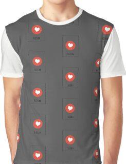 I Love Tucson Graphic T-Shirt