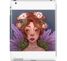 Hand Halo iPad Case/Skin