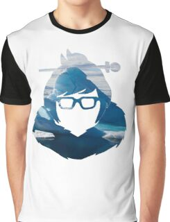 Mei Arctic Spray Graphic T-Shirt