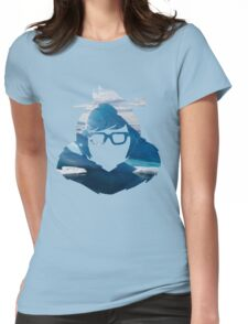 Mei Arctic Spray Womens Fitted T-Shirt