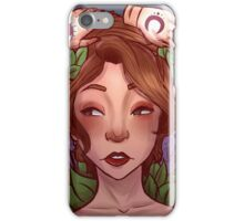 Hand Halo iPhone Case/Skin