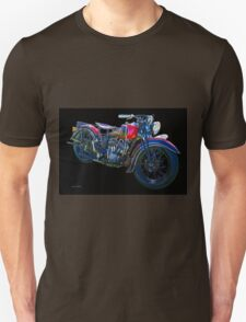 1938 Indian Sport Scout M.C. Unisex T-Shirt
