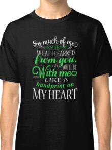 Wicked Musical Shirt. Classic T-Shirt