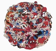 Spidey Glump One Piece - Short Sleeve