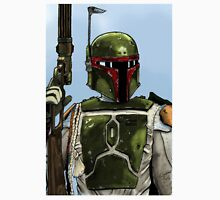 Boba Fett - Colour  Men's Baseball ¾ T-Shirt
