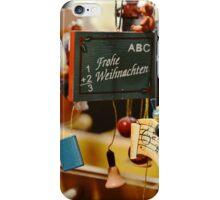 Merry Christmas toy iPhone Case/Skin