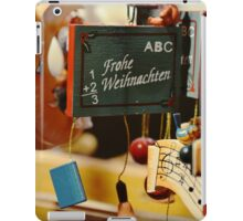 Merry Christmas toy iPad Case/Skin