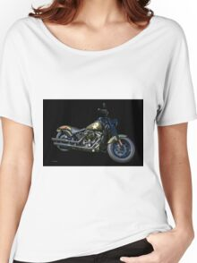 2016 Harley Davidson M.C. Vintage Remake Women's Relaxed Fit T-Shirt