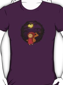 Girl In The Woods - two lof bees T-Shirt