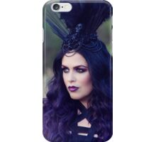 Memphis Black by Julz Photography iPhone Case/Skin