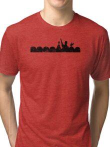 Vintage MST3K - light Tri-blend T-Shirt