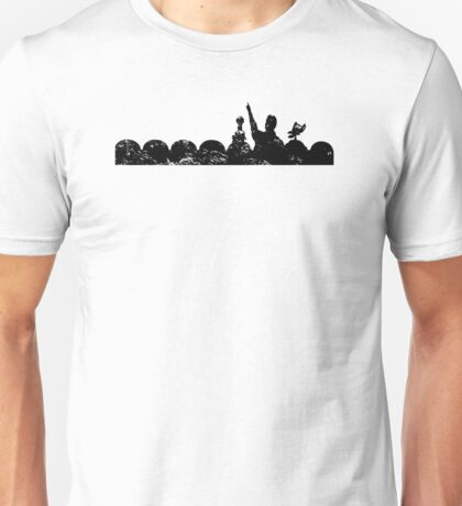 Vintage MST3K - light Unisex T-Shirt