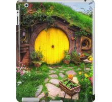 home of Samwise Gamgee iPad Case/Skin