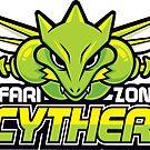 Safari Zone Scythers by cronobreaker