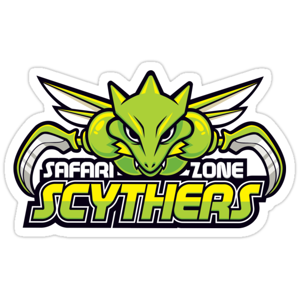Safari Zone Scythers by cronobreaker