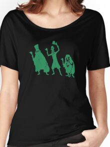 Hitchhiker Halloween Women's Relaxed Fit T-Shirt