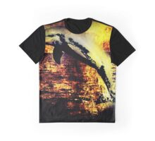 Dolphin jumping out of the water Graphic T-Shirt