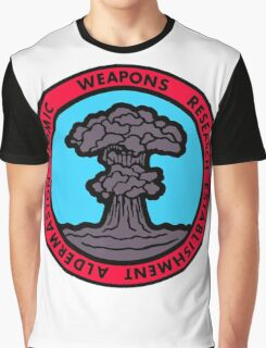 Atomic Weapons Research Establishment Graphic T-Shirt