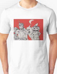 Creepy Kids Unisex T-Shirt