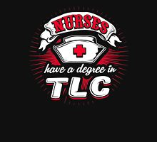 TLC Nurse Womens Fitted T-Shirt