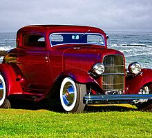 1932 Ford 'Old School Hot Rod' Coupe by DaveKoontz