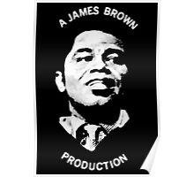 A James Brown Production Poster