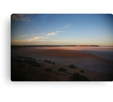 Lake Hart, South Australia Canvas Print