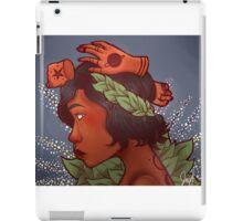 Profile Halo iPad Case/Skin