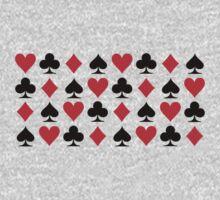 Poker casino gambling One Piece - Short Sleeve