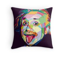 My dear Albert Throw Pillow