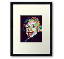 My dear Albert Framed Print