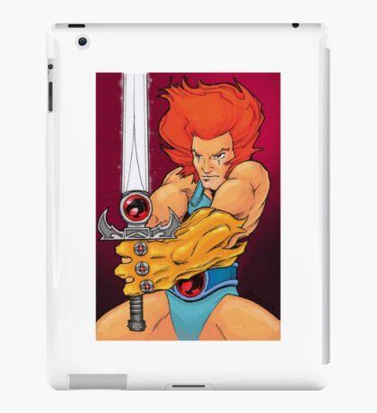 Lion-o - Thundercat Tribute iPad Case/Skin