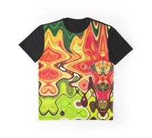 Polynesian Punch Graphic T-Shirt