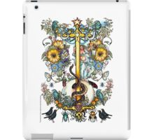 "The Illustrated Alphabet Capital  I  ""Getting personal"" iPad Case/Skin"