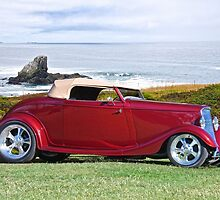 1934 Ford 'Surf n Turf' Roadster by DaveKoontz